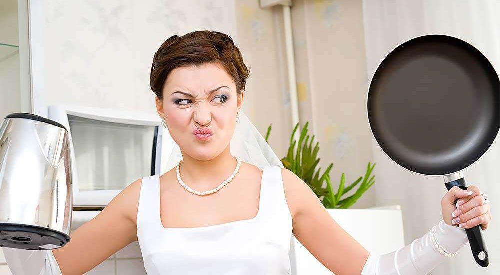 Что нельзя дарить молодоженам на свадьбу