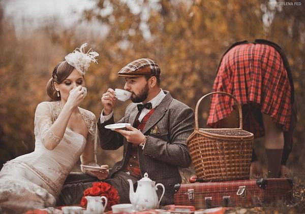 тематика организации свадьбы